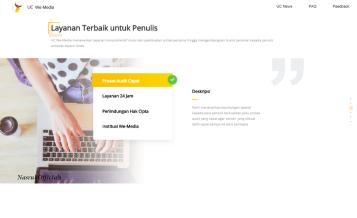 Info platform untuk penulis