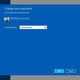 Cara Merubah Password Windows 8.1 di PC atau Laptop