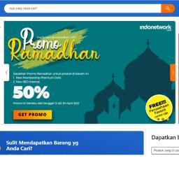 Cara Daftar Akun di Indonetwork Melalui Facebook